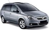 Opel Zafira 7Pax